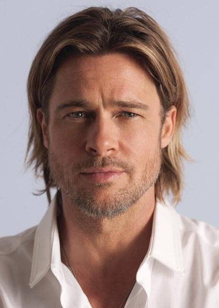 Brad Pitt per Chanel