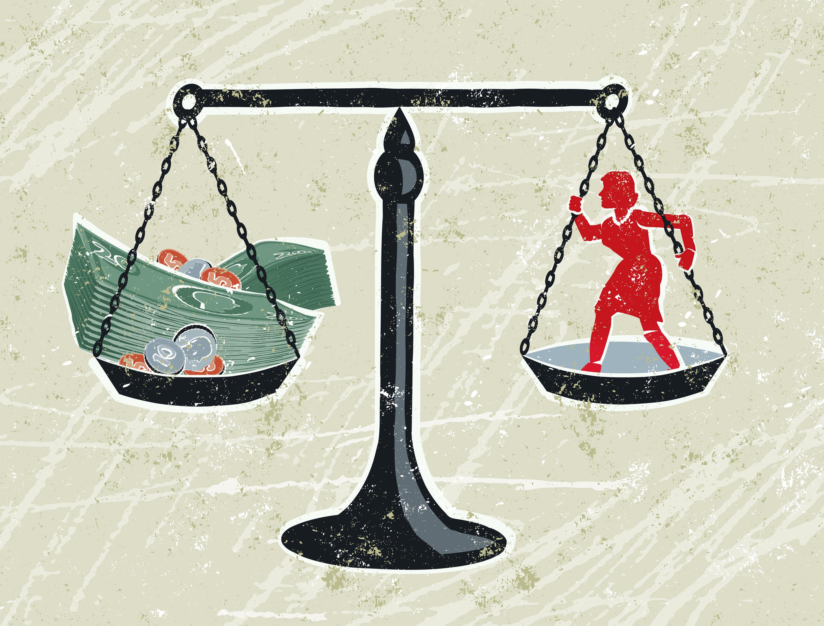 Donne e lavoro, dal 2016 stipendi uguali a quelli degli uomini