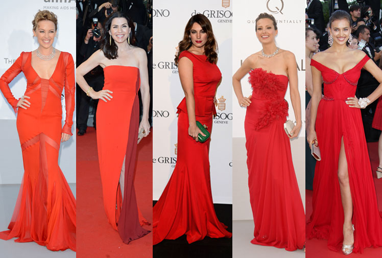Rosso Cannes 2012