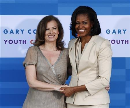 Sorriso di Michelle e Valerie