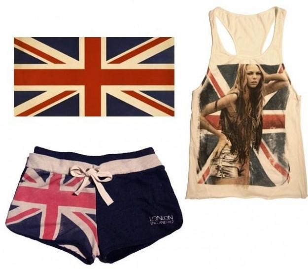 Bershka presenta la collezione dedicata alle Olimpiadi di Londra 2012