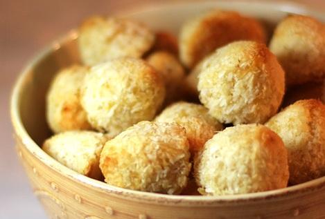 festa della mamma 2012 biscotti al cocco