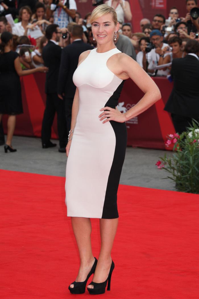 """Anoressia, Kate Winslet: """"Le donne vere non portano la taglia 38"""""""
