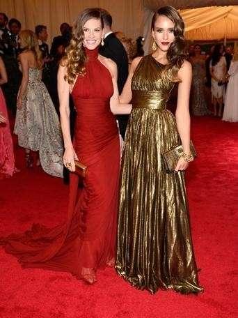 Met Gala 2012, gli abiti delle star sul red carpet [FOTO]