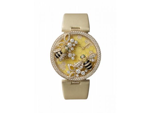 Gioielli Cartier, la collezione di orologi Le Cirque Animalier