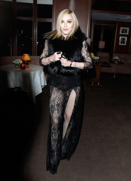 Convivio abito Scognamiglio Madonna