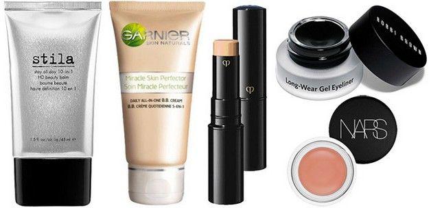 Prodotti per un make up acqua e sapone