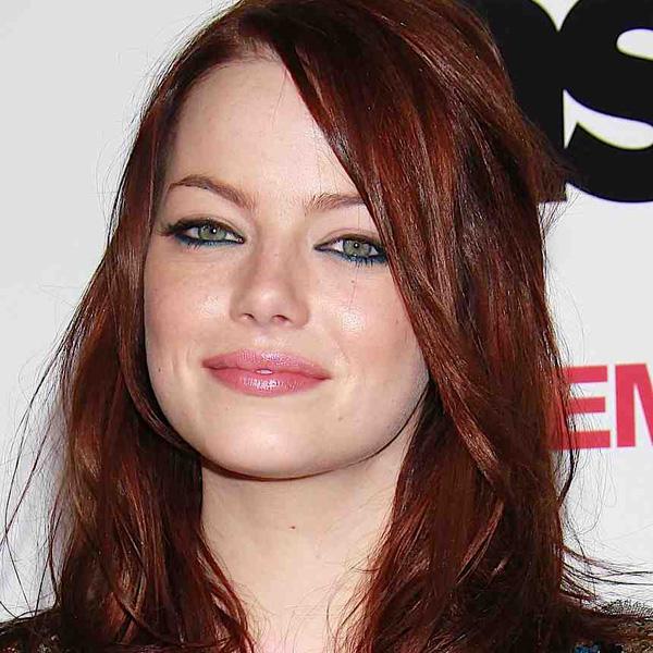 Trucco occhi verdi capelli rossi
