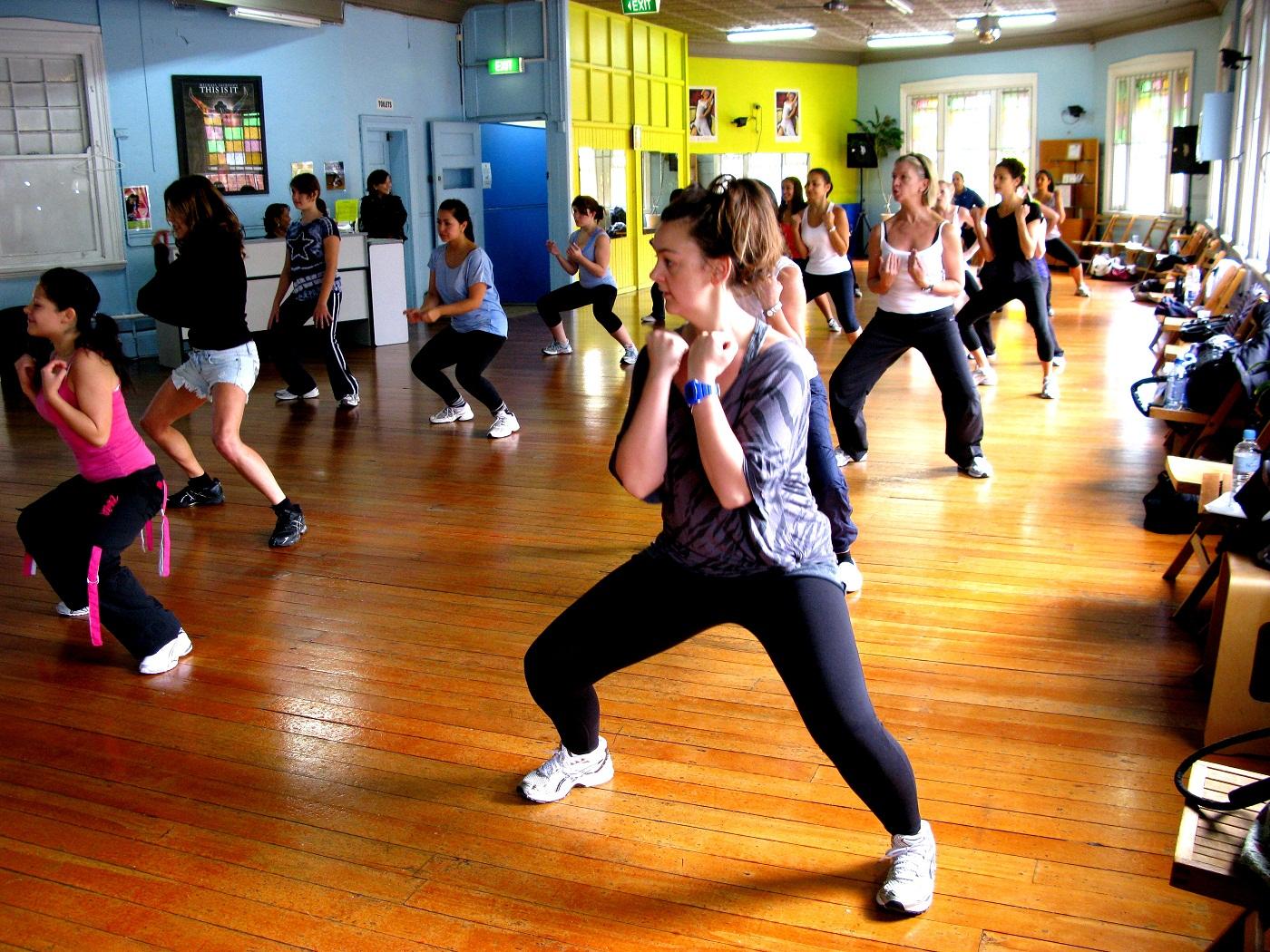 Zumba fitness, è boom anche in Italia