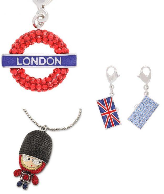 Swarovski presenta la nuova collezione di accessori per le Olimpiadi di Londra 2012