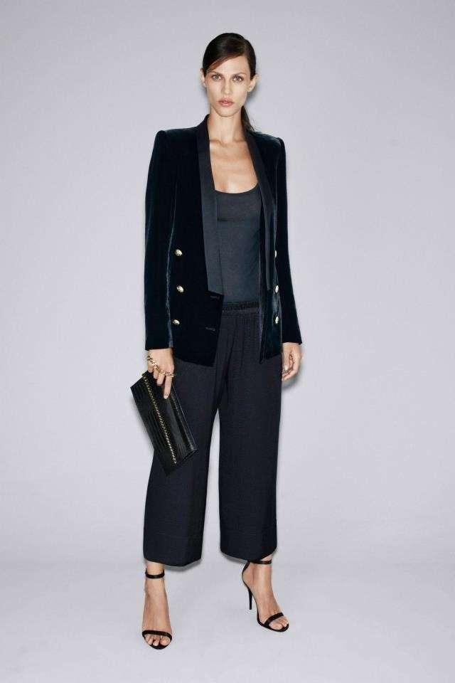 Zara, anteprima della collezione autunno inverno 2012-2013