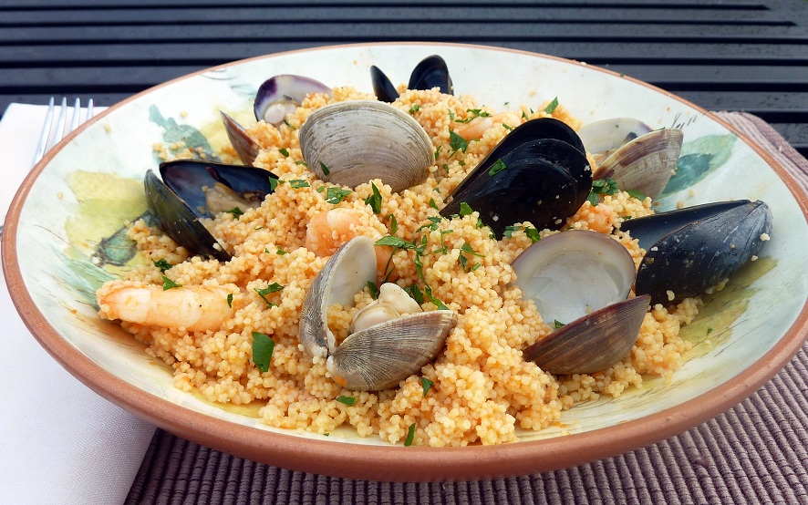 cous cous pesce trapani