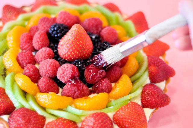 crostata frutta fresca ricetta