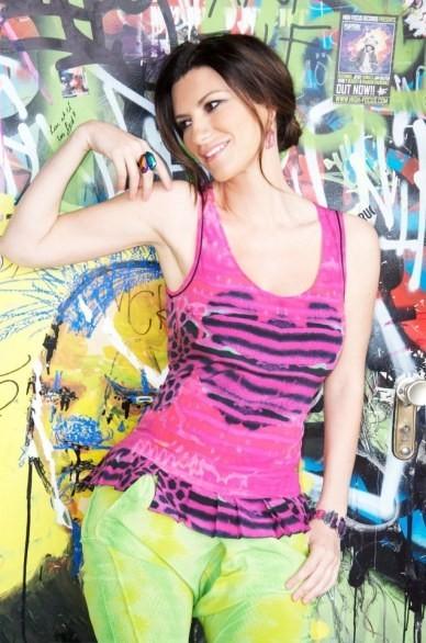 Laura Pausini sceglie la moda di Roberto Cavalli