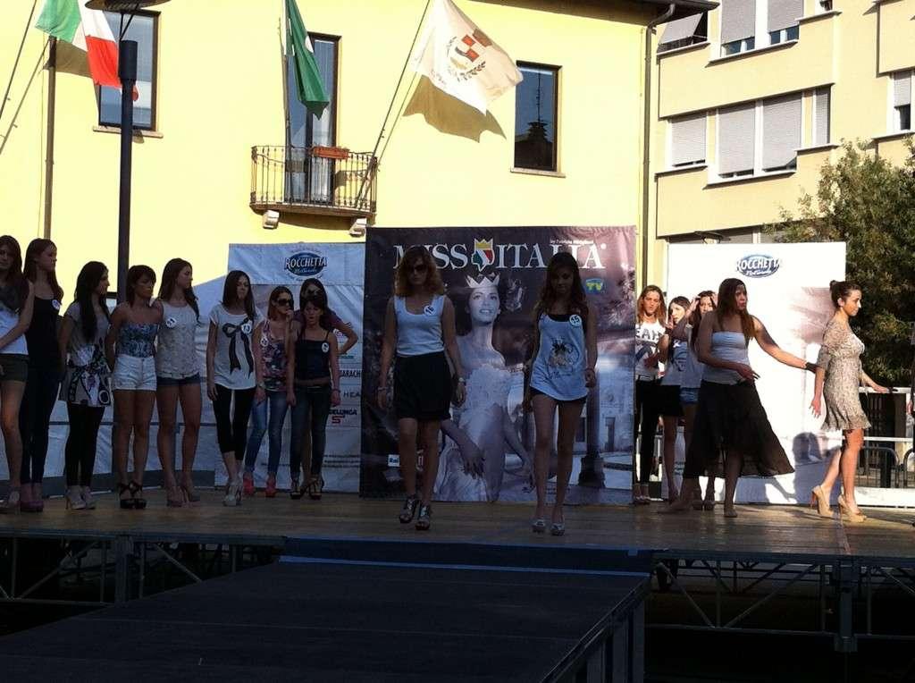 Miss Italia 2012: il backstage delle selezioni regionali [FOTO]