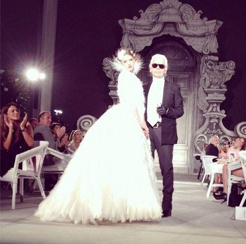 Chanel Haute Couture Autunno Inverno 2012 2013