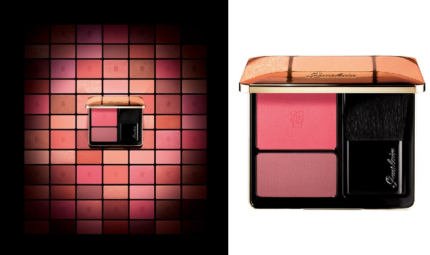 Guerlain Fall 2012 Rouge aux Joues Blush promo