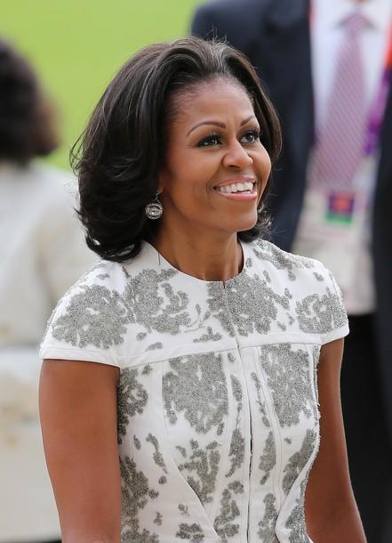 Olimpiadi di Londra 2012, Michelle Obama la più elegante per Vogue UK