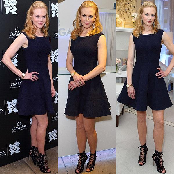 Nicole Kidman Londra 2012