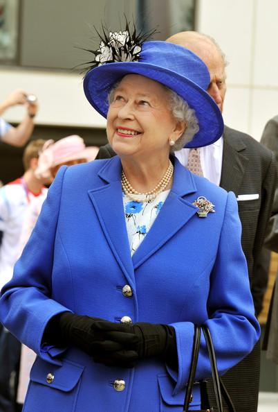 Regina Elisabetta Londra 2012