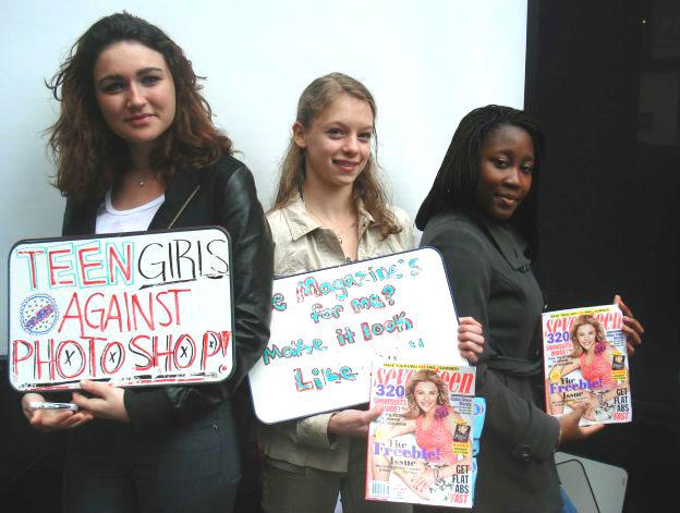 Anoressia, mai più modelle 'photoshoppate' su Seventeen grazie alla 14enne Julia