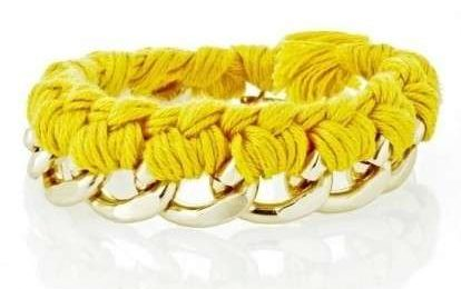 Color Chain, i bracciali più cool per l'estate 2012 [FOTO]