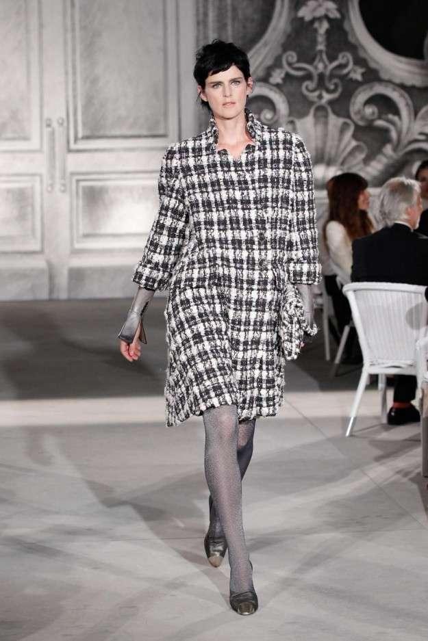 Paris Haute Couture, la sfilata di Chanel Autunno/Inverno 2012/2013 [FOTO]