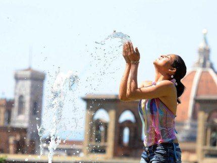 Colpi di calore: cosa mangiare per proteggersi