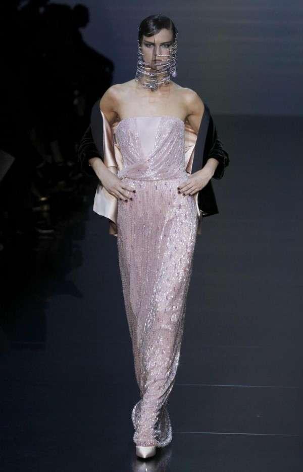 Paris Haute Couture, la sfilata di Giorgio Armani Privé Autunno/Inverno 2012/2013 [FOTO]