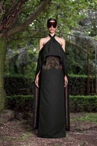 Paris Haute Couture, la sfilata di Givenchy Autunno/Inverno 2012/2013 [FOTO]