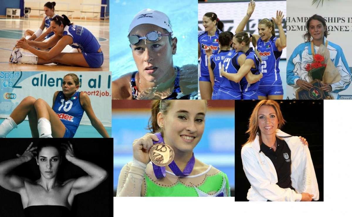 Olimpiadi Londra 2012 tutte le atlete italiane in gara [FOTO]