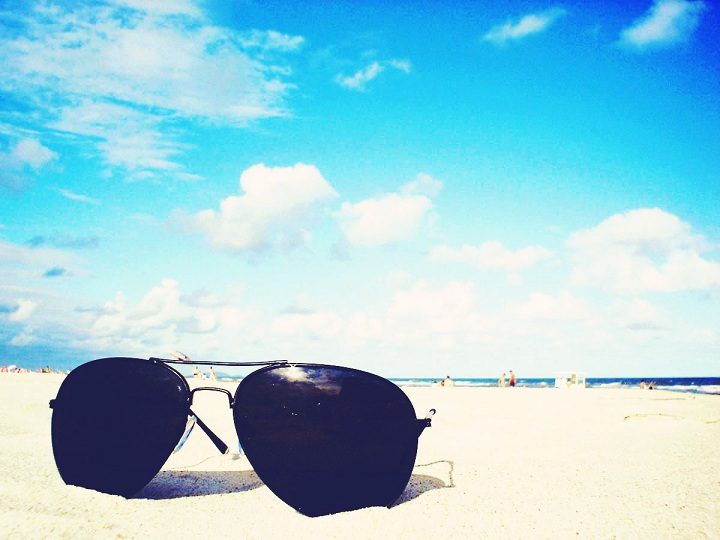 occhiali da sole protezione