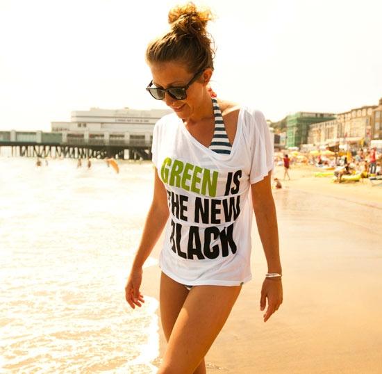 Moda green ed ecologica, arrivano gli abiti in fibra di eucalipto
