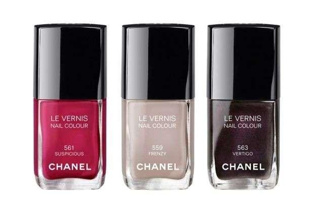 Smalti Chanel: la collezione Autunno/Inverno 2012-2013 [FOTO]