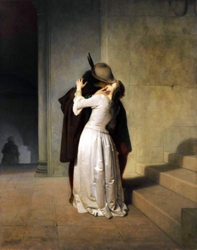 storia del bacio