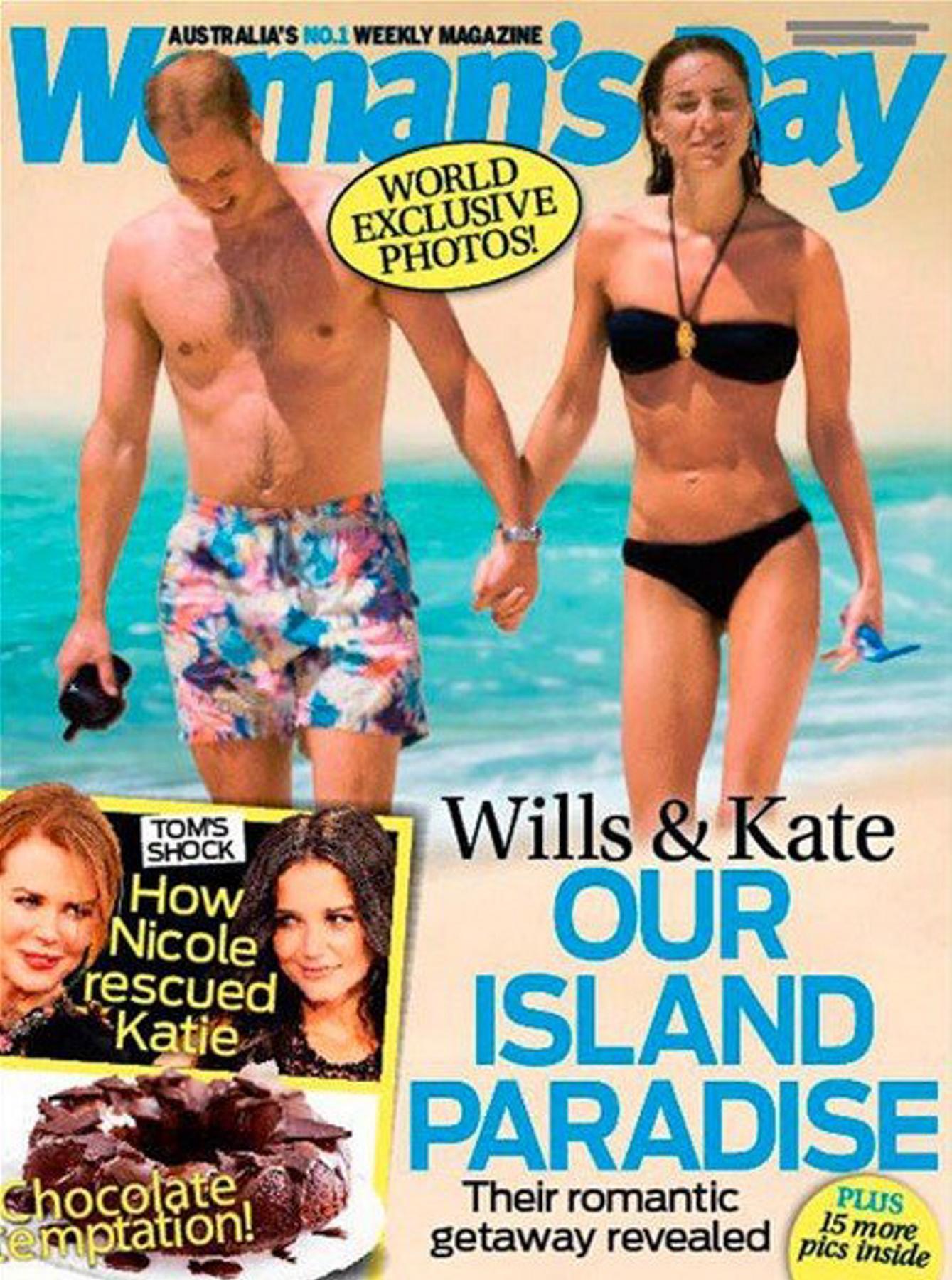 William e Kate, ecco le foto rubate del viaggio di nozze
