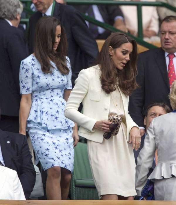 I look delle star alla finale di Wimbledon 2012 [FOTO]