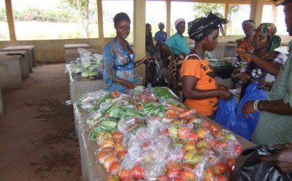 Coopi sostiene le donne della Sierra Leone