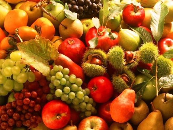 Dieta autunnale frutta