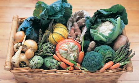Dieta autunnale ortaggi