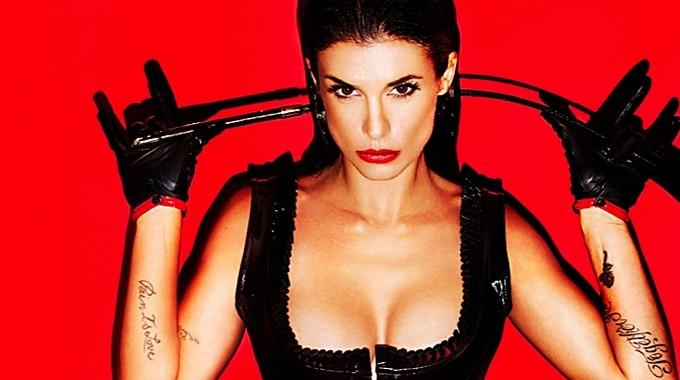 Elisabetta Canalis senza veli per Tarantino