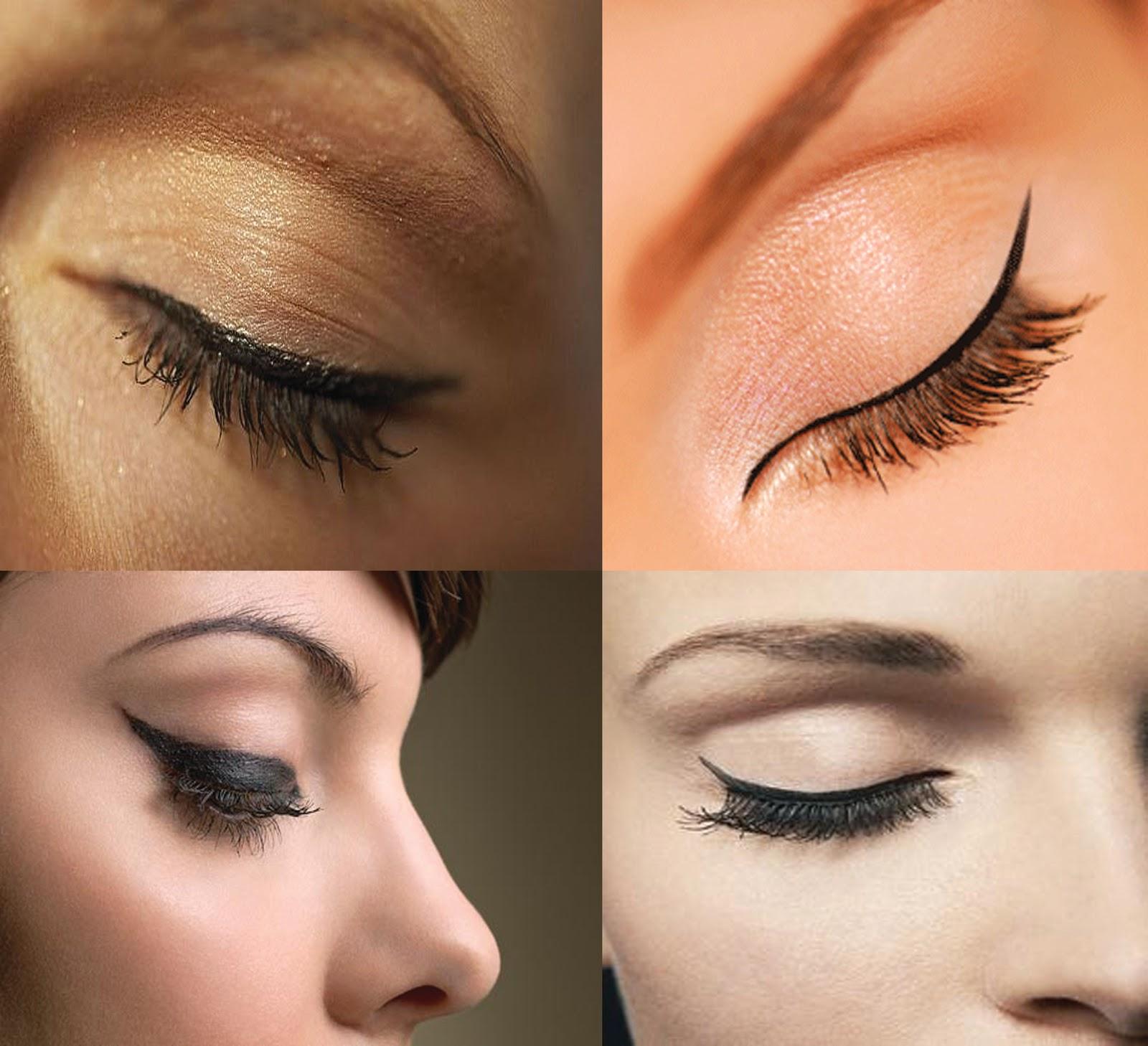 Trucco occhi: come scegliere l'eye-liner