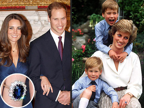 Kate come Diana