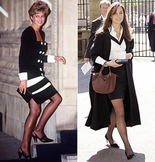 Kate e Diana style