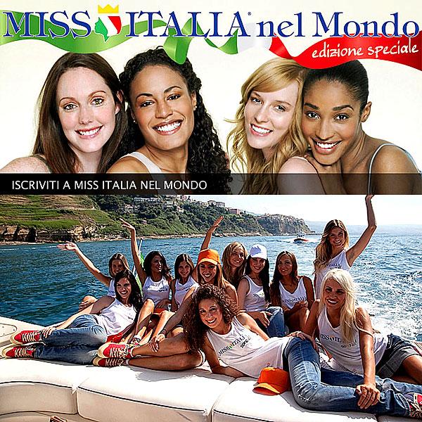 Miss Italia nel mondo come iscriversi