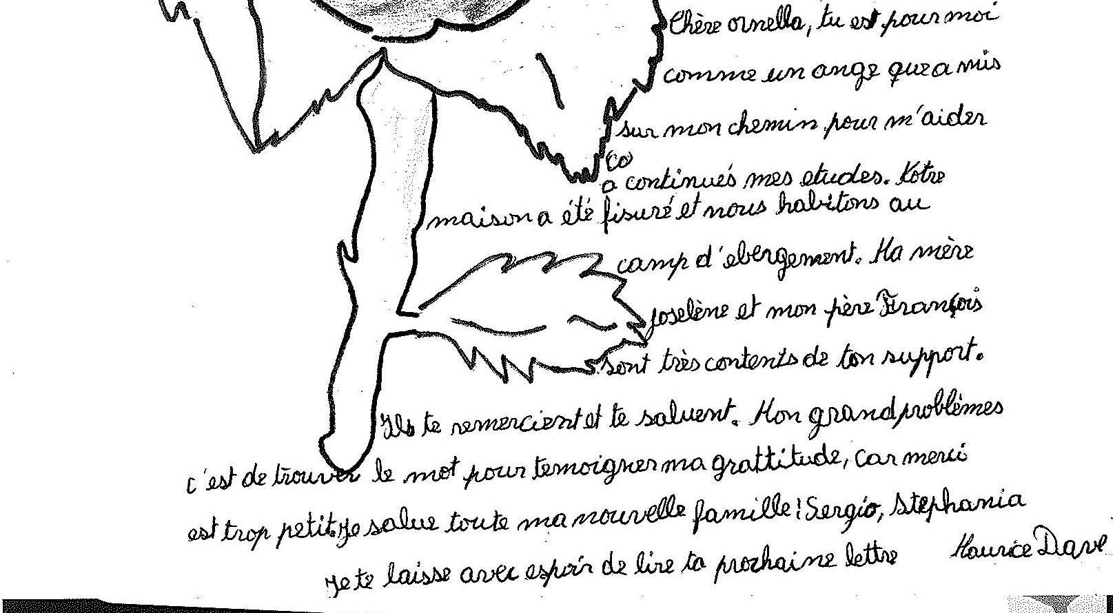 estratto lettera maurice
