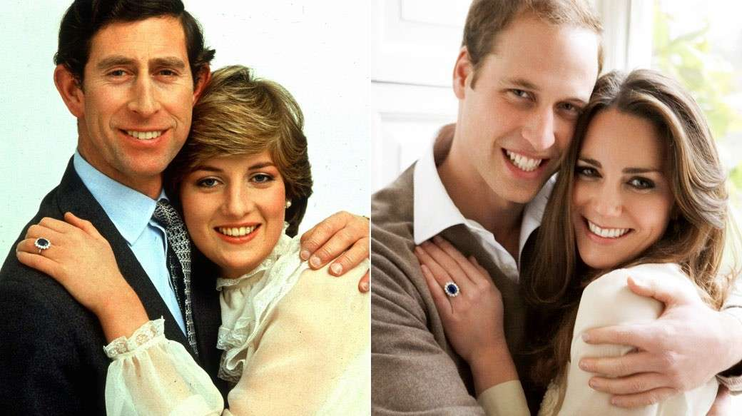 Kate Middleton come Lady D, regine di cuori ma vittime del gossip [FOTO]