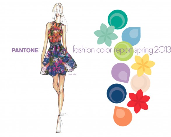 pantone primavera estate 2013