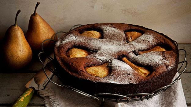 torta pere cioccolato ricetta