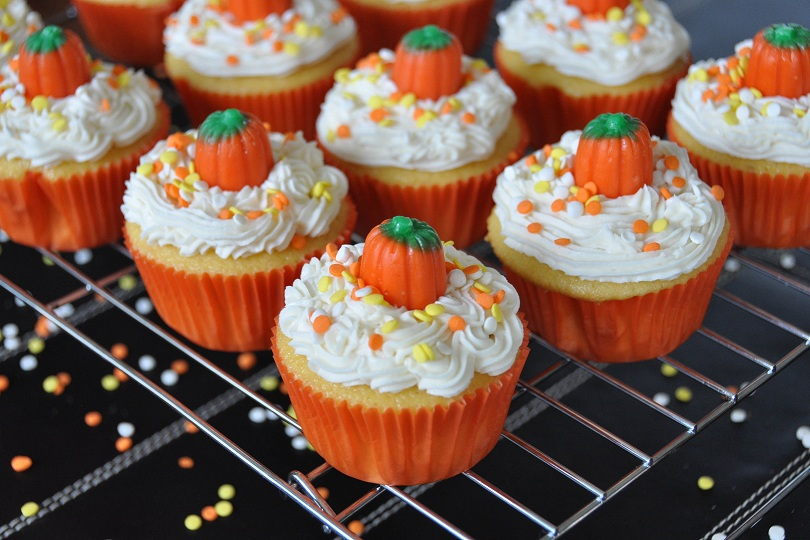 Cupcakes zucca ricetta